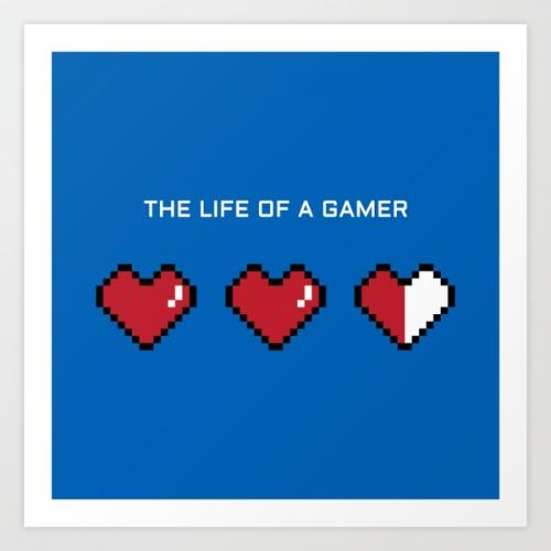 The Life of a Gamer